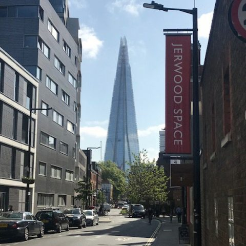 Work Living Space in SE1 near the iconic Shard building and Borough Market