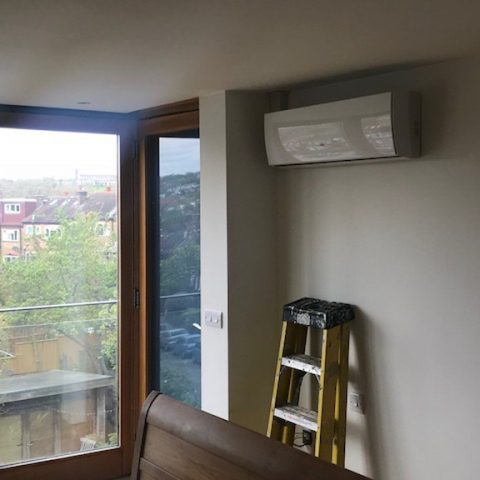 Loft Air Conditioning Installation Crouch End London, N8