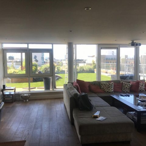 Penthouse apartment in Docklands, London E14