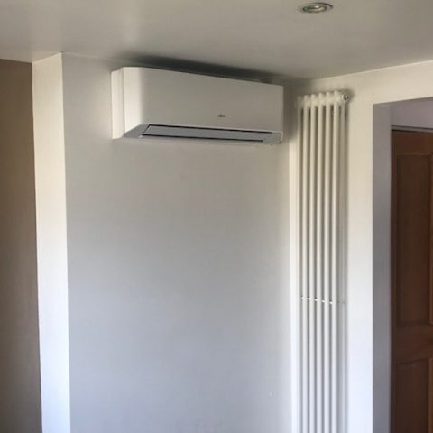 Terraced House Air Conditioning Installation Ealing, London