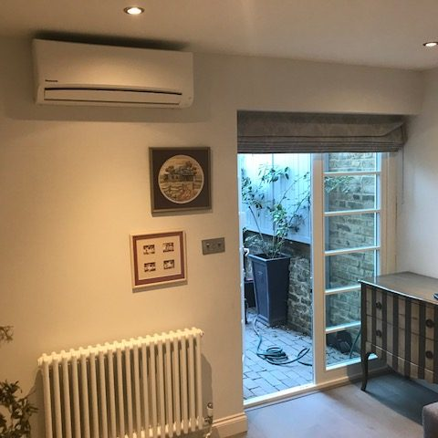Air Conditioning in Hackney