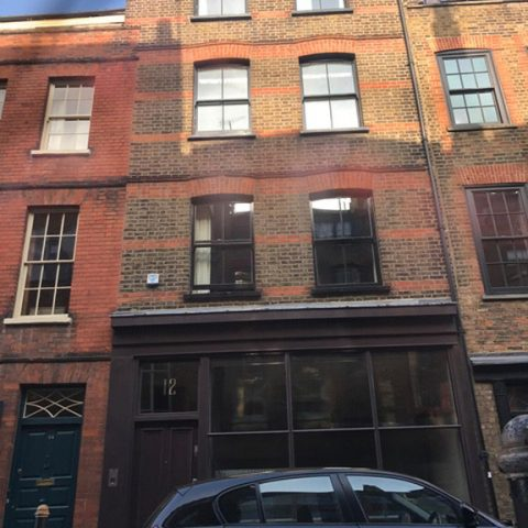 Old Victorian Period Home Air Conditioning Installation, London E1