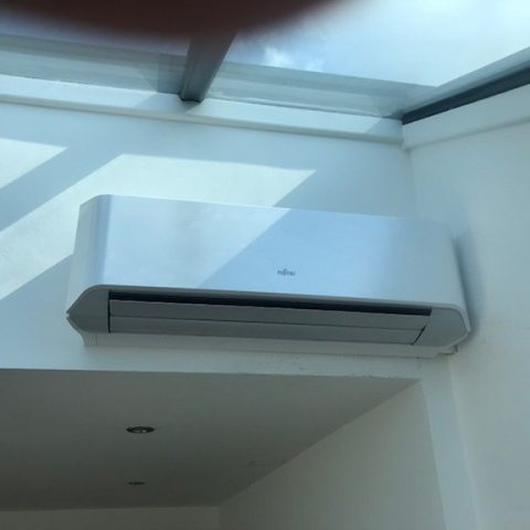 Air Conditioning New Build Apartment London, E2