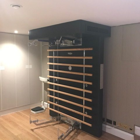 Home Gym Air Conditioning Hampstead NW3